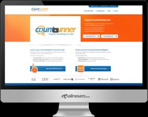 New UK Email Data Website for Countrunner